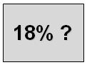 Grey is 18%?