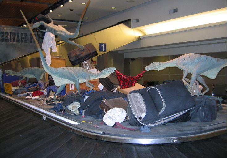 Calgary Airport Baggage Claim